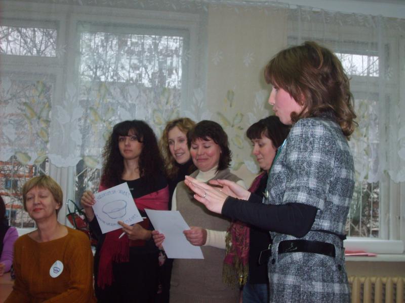 Мастер классы учителей в 2011